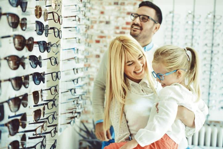 salud visual niños